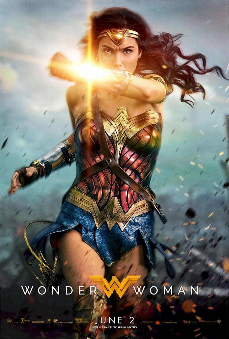 Wonder Woman vẫn phong độ sau nhiều tháng.