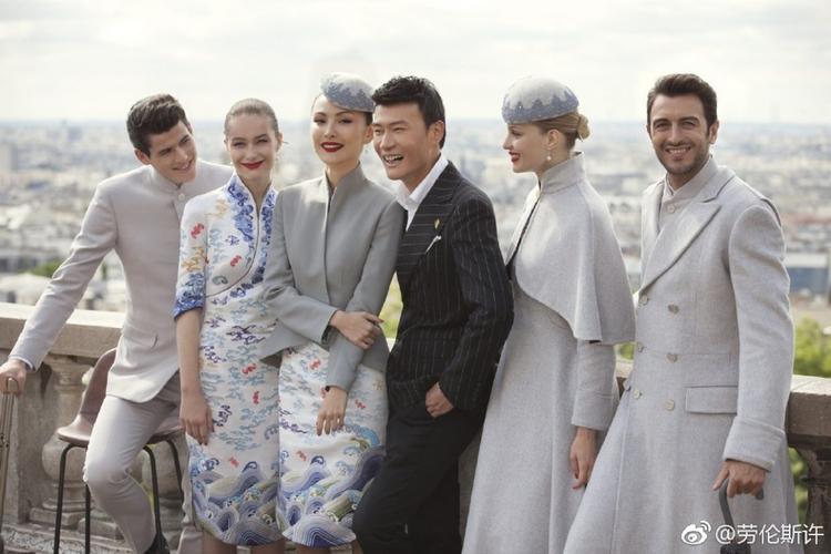 Nhà thiết kế Laurence Xu và bộ sưu tập tôn vinh nét đẹp truyền thống của quốc gia mình.