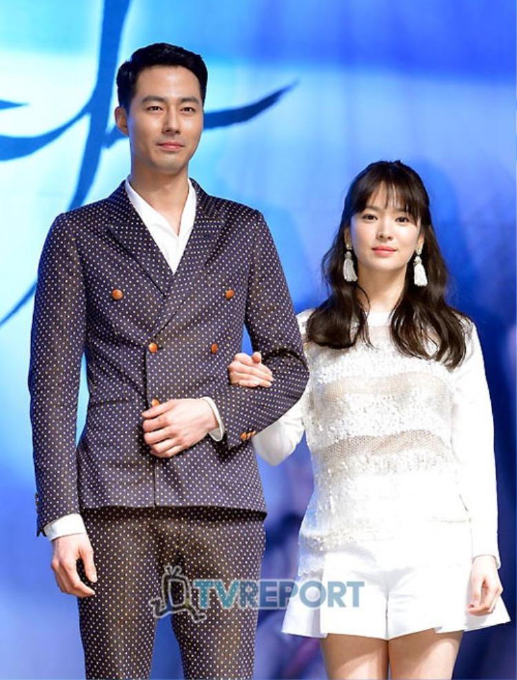 Jo In Sung góp công lớn tạo nên mối duyên vợ chồng giữa Song Hye Kyo  Song Joong Ki
