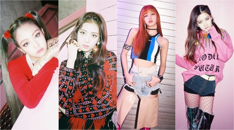 Black Pink và Red Velvet  Ai xứng đáng với danh hiệu girlgroup mùa hè 2017?
