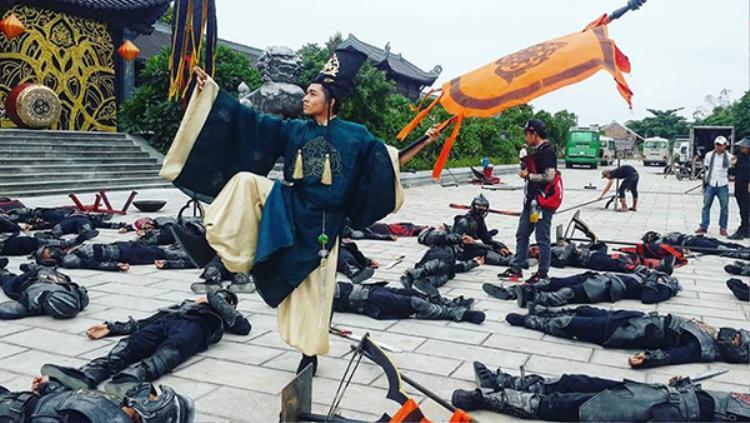 Hình ảnh nhí nhảnh, đáng yêu của Jun Phạm.