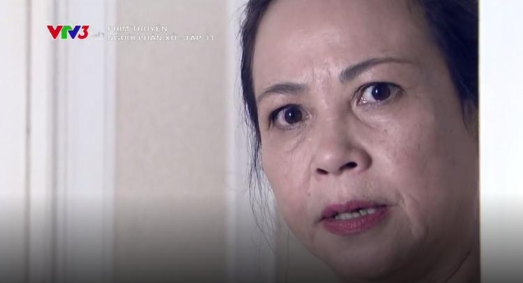 Bà Hồ Thu tức giận khi nghe thấy cuộc nói chuyện của Phan Quân.