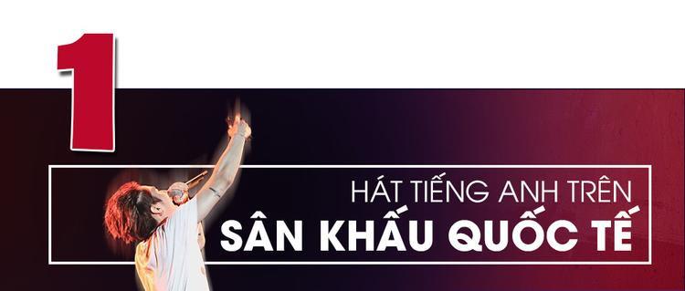 Lúc này đây, Sơn Tùng đã là niềm hi vọng mang nhạc Việt vươn ra thế giới!