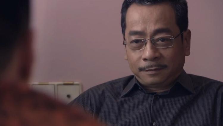 Người phán xử tập 34: Lê Thành bị bắt ngay trong đám cưới!