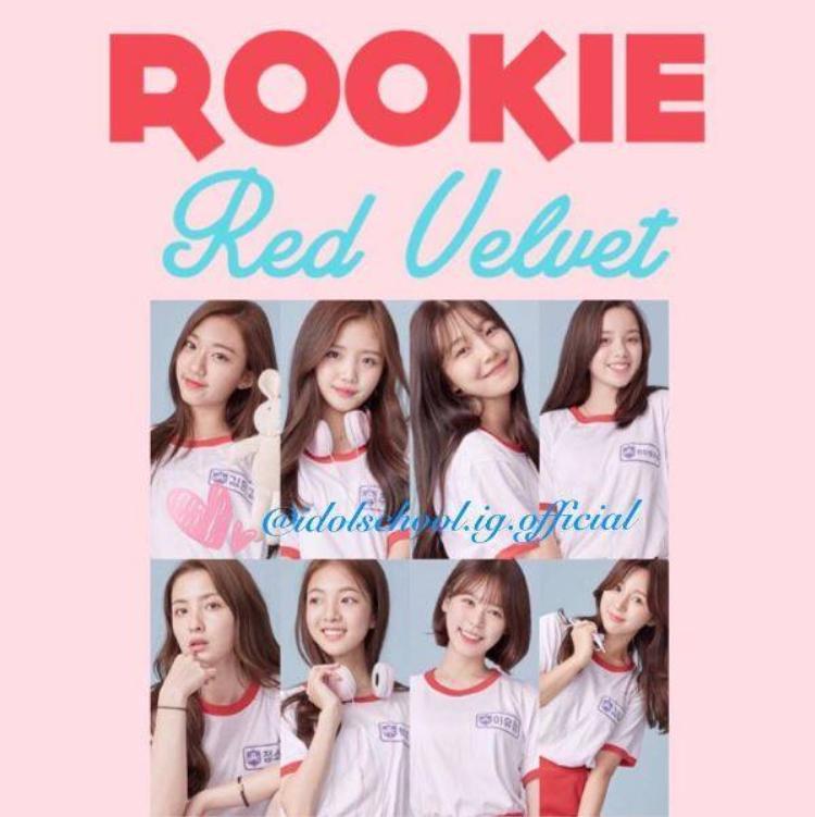 8 cô gái của nhóm ROOKIE