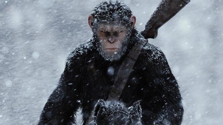 War for the Planet of the Apes sẽ là phần cuối của loạt phim.