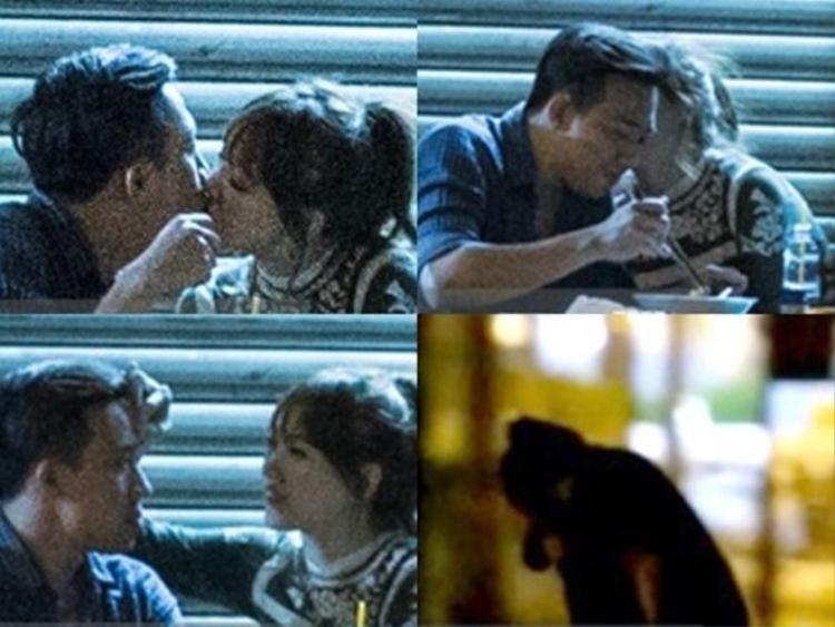 """Từ khi hẹn hò cho đến lúc thành vợ chồng về chung một nhà, Trấn Thành - Hari Won luôn khiến công chúng """"đã mắt"""" với những khoảnh khắc tình cảm nơi đông người."""