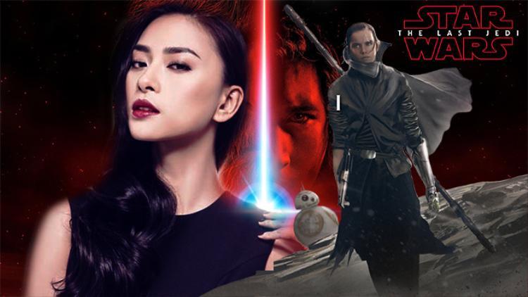 """""""Đả nữ"""" sẽ có vai diễn như thế nào trongStar Wars: The Last Jedi?"""