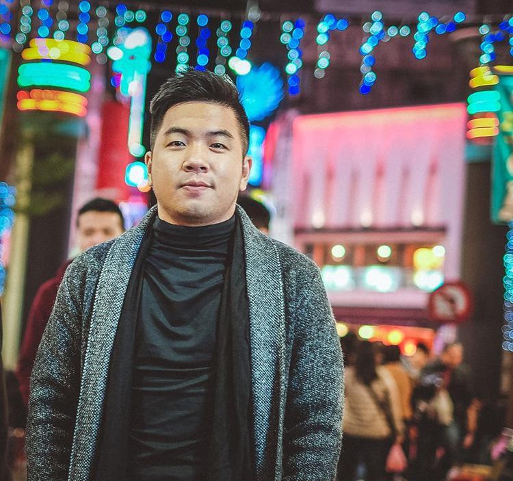 Nhà văn Nguyễn Ngọc Thạch.