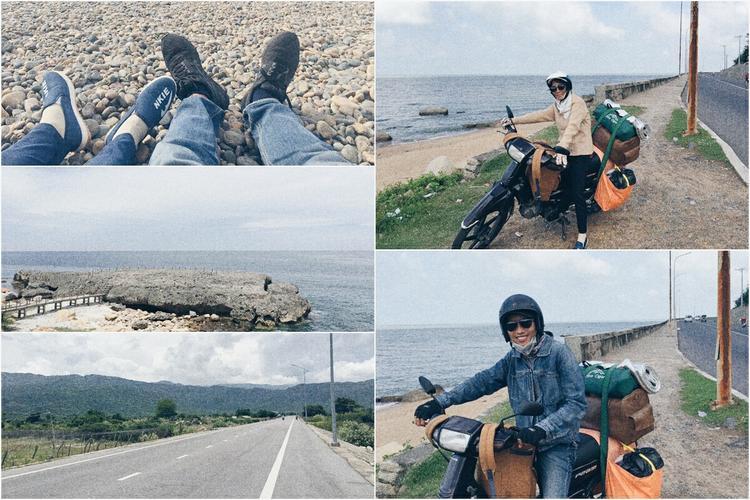 Chuyến đi xuyên Việt đầy ngẫu hứng nhưng cũng vô cùng ý nghĩa.