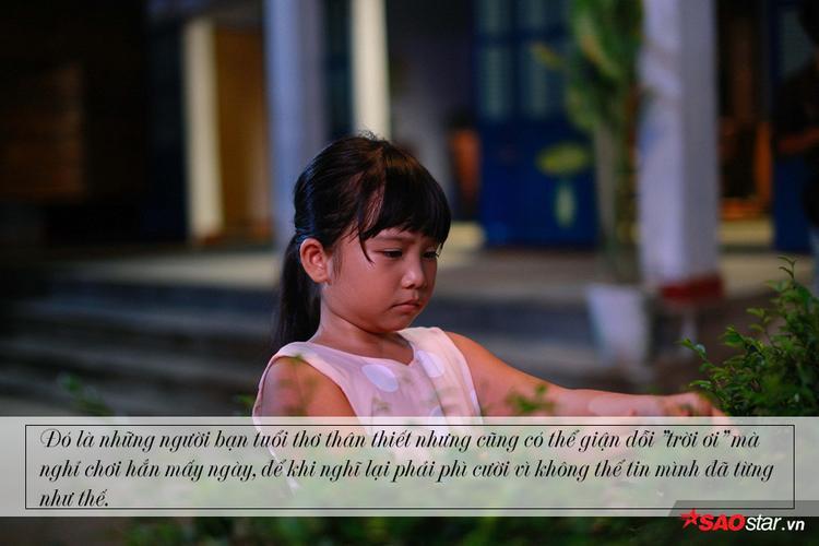 Cô gái đến từ hôm qua: Khoảnh khắc tuổi thơ ùa về trong trí nhớ