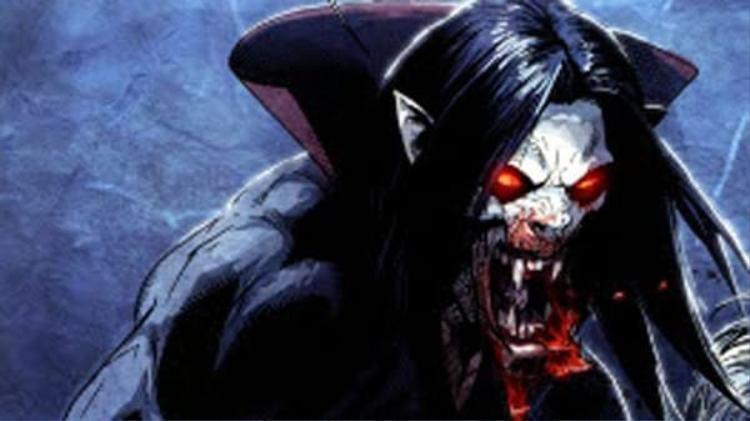 """""""Ma cà rồng sống"""" Morbius"""