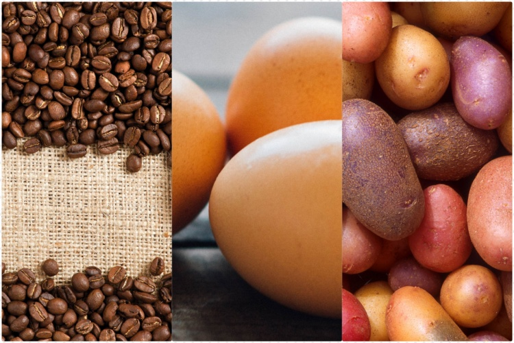 Câu chuyện cà phê, trứng và khoai tây: Nguyên liệu bạn chọn nói lên cách bạn đối diện với thử thách