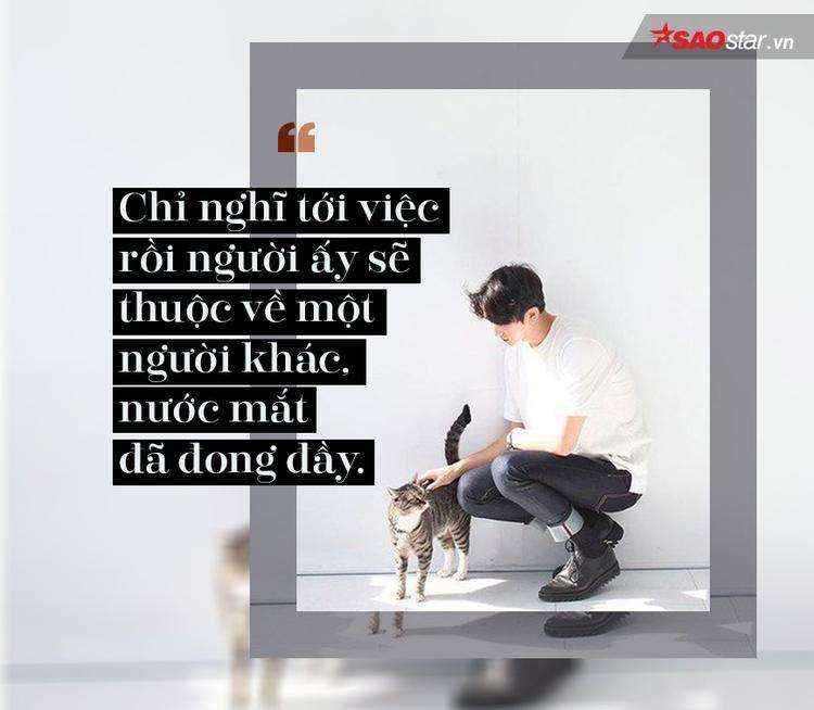 Quote: Dành tặng cho những tình yêu đúng người sai thời điểm