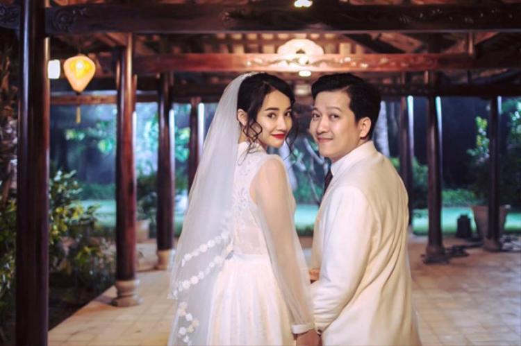 Nhiều tin đồn cho rằng cuối năm nay Trường Giang - Nhã Phương sẽ làm đám cưới!