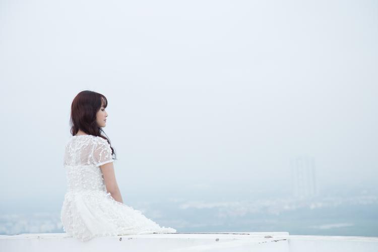 Hình ảnh Jang Mi trong MV mới.