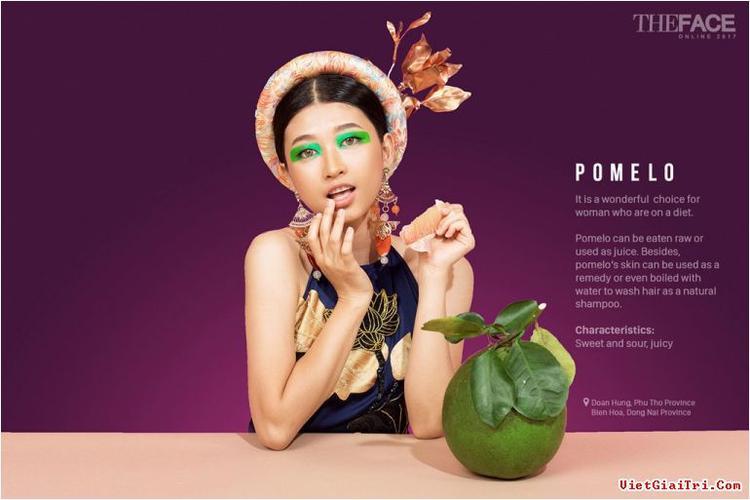 Kim Chi với tạo hình trong bộ ảnh gây đình đám của The Face Online. Tuy không sở hữu chiều cao lý tưởng nhưng thần thái cũng như sự thể hiện xuất sắc của cô nàng qua shoot hình giúp Kim Chi ghi được dấu ấn trong lòng khán giả.