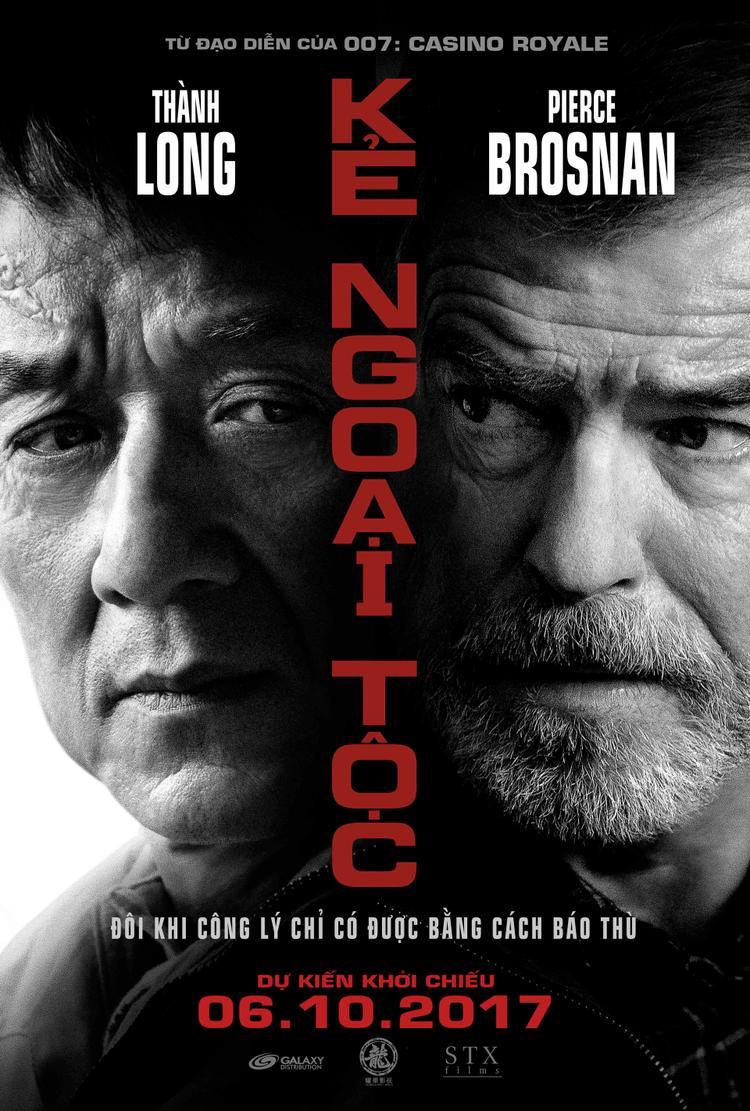 Thành Long đối đầu cựu điệp viên 007, âm mưu khủng bố London