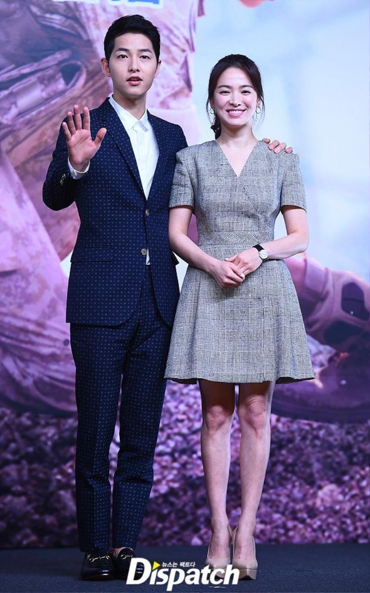 Song Joong Ki  Song Hye Kyo sẽ xuất hiện lần đầu tiên trước công chúng kể từ khi tuyên bố kết hôn?