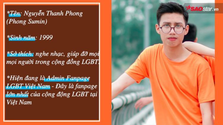 Admin fanpage LGBT lớn nhất Việt Nam: Cần có những gam sáng bên cạnh những gam tối trong phim về người đồng tính