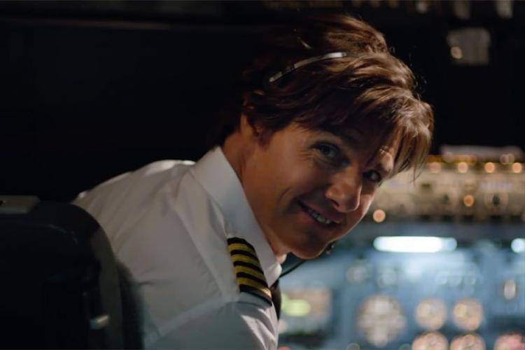Tài tử hành động Tom Cruise chưa bao giờ nghỉ ngơi.