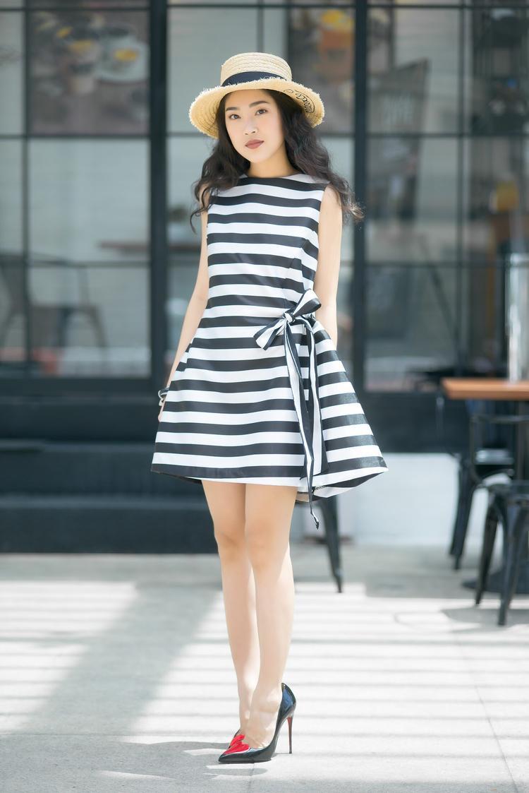 Misoa Kim Anh: Gương mặt cũ mà mới xuất hiện tại The Look Online