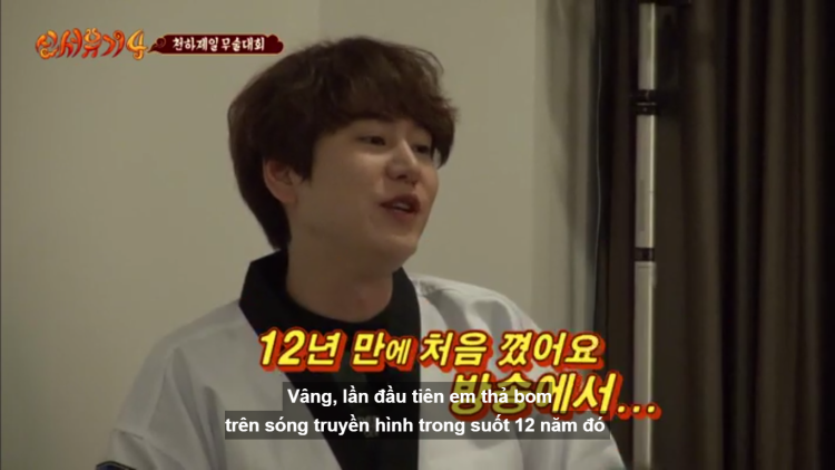 Lời thú nhận đáng yêu của Kyuhyun.