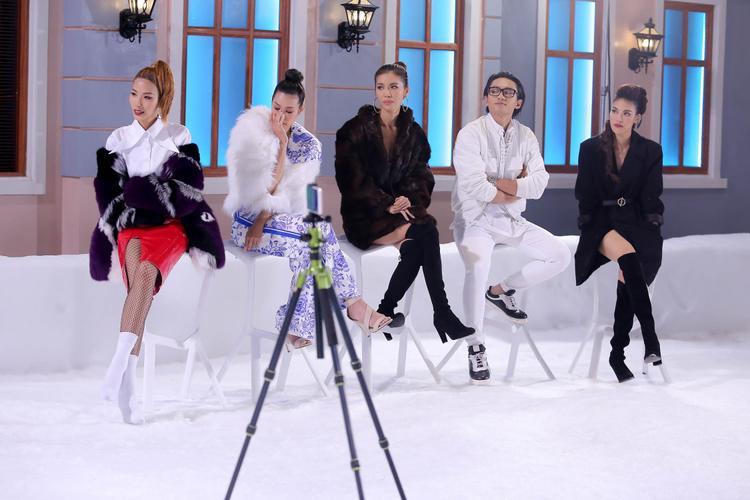 Top 6 The Face mùa 1, Lilly Nguyễn sẽ đồng hành cùng các thí sinh trong thử thách lần này.