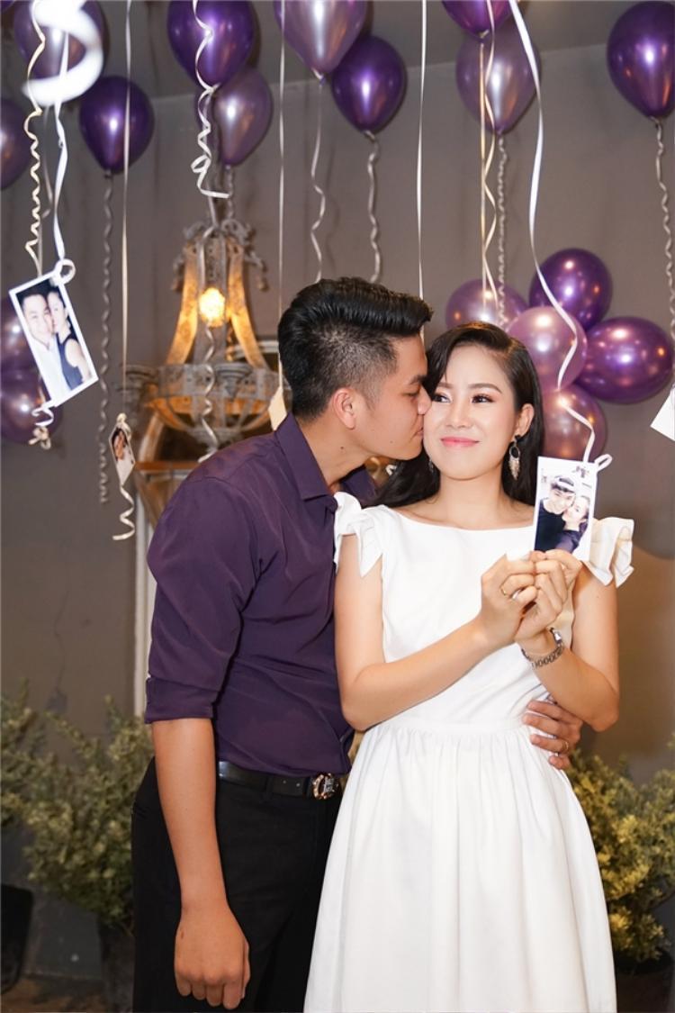 Lê Phương và bạn trai kém 7 tuổi chính thức về chung nhà vào ngày 8/8