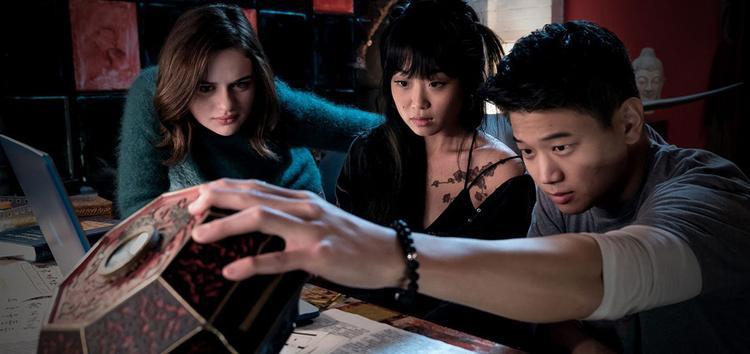 Joey King, Alice Lee và Ki Hong Lee