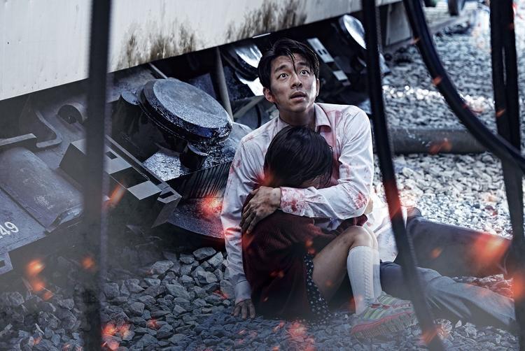 Tình phụ tử khiến nhiều người cảm động trong Train To Busan.