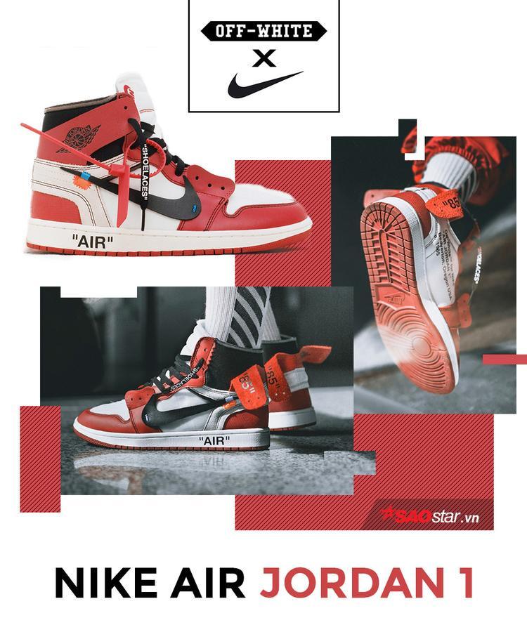 Toàn bộ con chung chính thức lộ diện, kèn trống đâu rồi mau soạn sẵn cho Nike x Off-White vào tháng 9 đi!