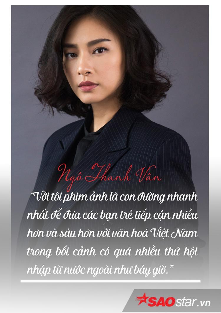 Ngô Thanh Vân: Chất liệu văn hóa Việt còn nhiều, sao ta phải remake kịch bản nước ngoài