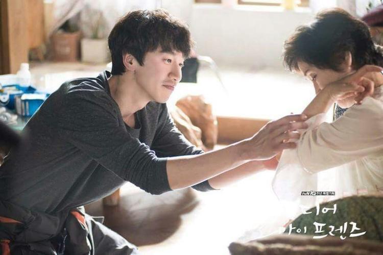 """Diễn xuất trong """"My Dear Friends"""" của Lee Kwang Soo gây ấn tượng."""