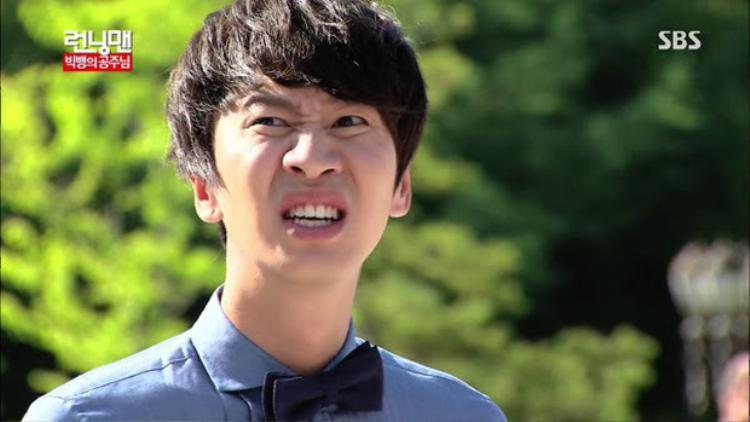 """Sự """"lầy lội"""" thường gặp của Lee Kwang Soo."""