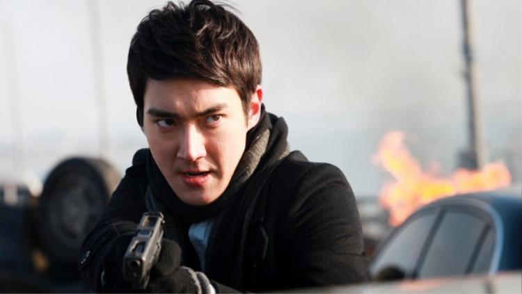 …và anh chàng Siwon.