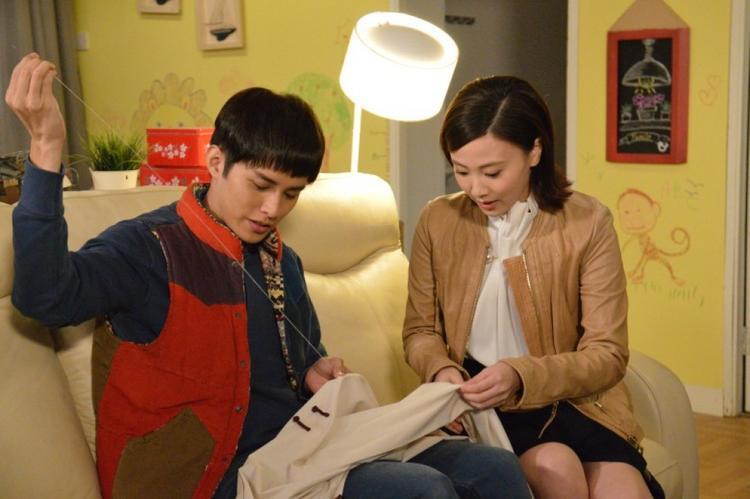 Hà Quảng Bái và Chu Thần Lệ là hai nhân vật phát sinh tình cảm trong phim