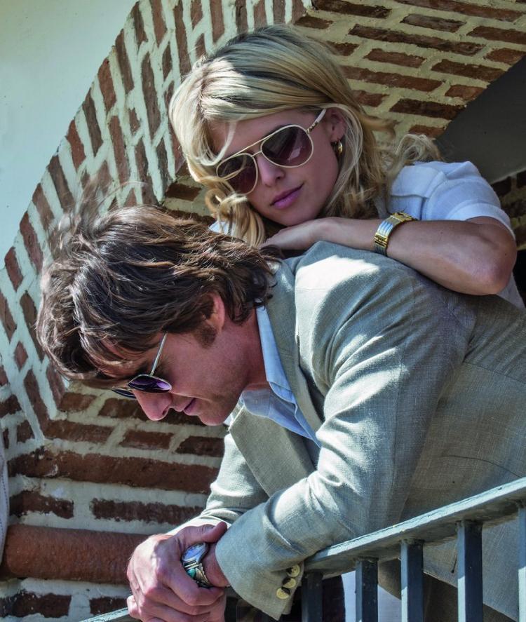 Tom Cruise cũng người vợ nóng bỏng của mình.