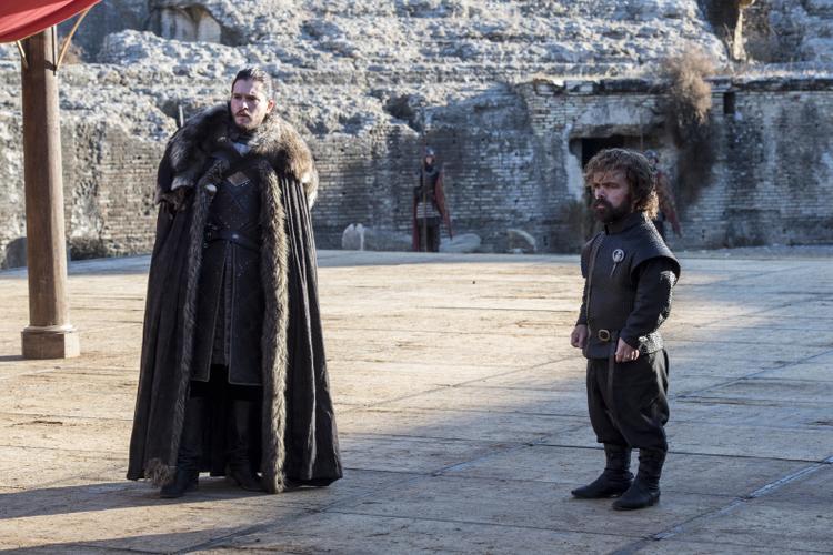 Tyrion Lannister sẽ tới King's Landing đàm phán cùng Jon.