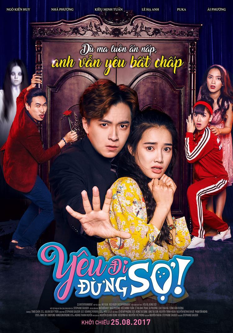 Hai phim kinh dị Mỹ  Việt cạnh tranh nhất nhì doanh thu phòng vé Việt
