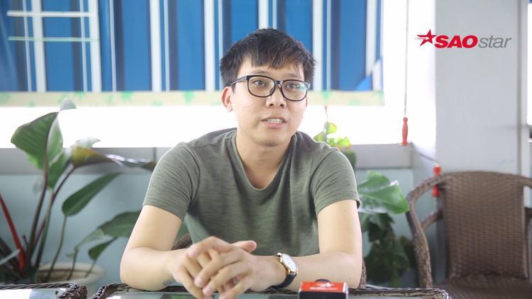 Tác giả Cường Vũ.