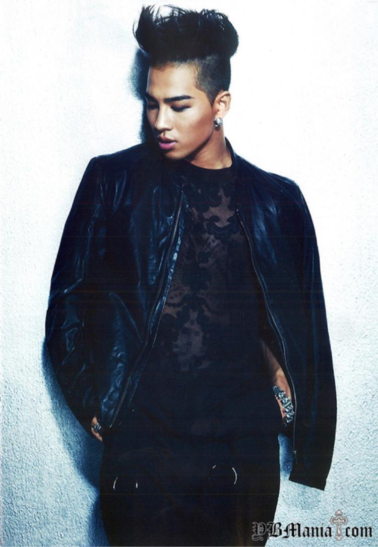Taeyang - anh chàng đa tài của BigBang.