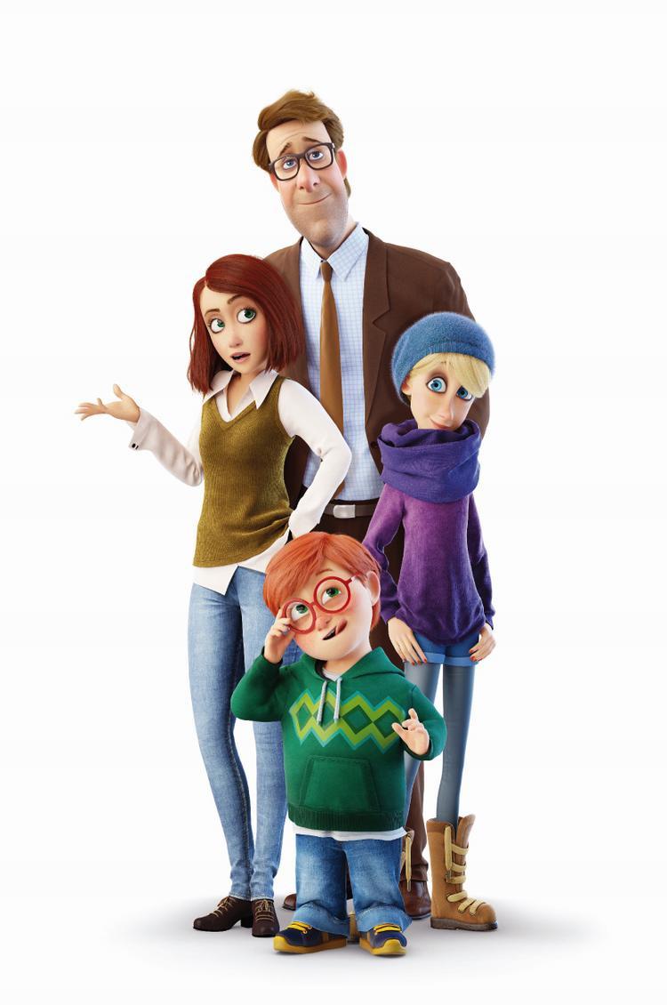 Happy Family: Khi gia đình là tất cả và không có gì thay thế được