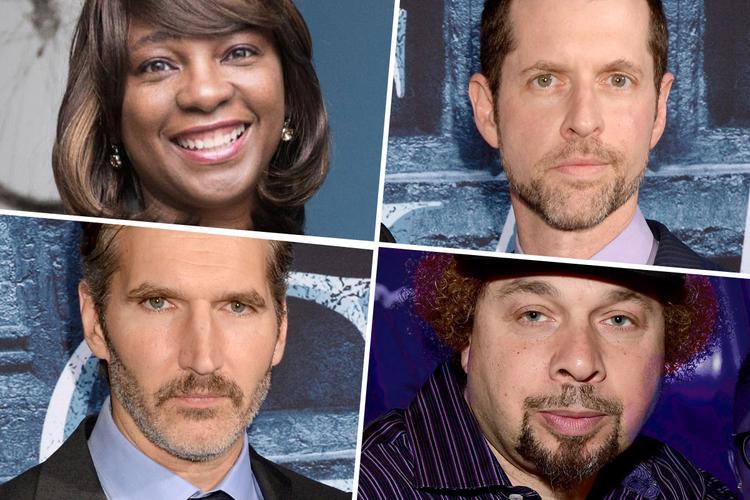 """Benioff và Weiss là hai trong tổng số 4 nhà sản xuất chính của series mới """"Confederate""""."""
