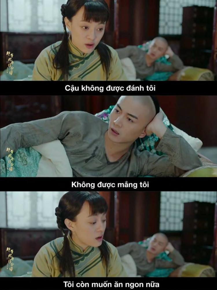 Tôn Lệ vào vai cô gái Châu Doanh tính cách bướng bỉnh, tinh quái.