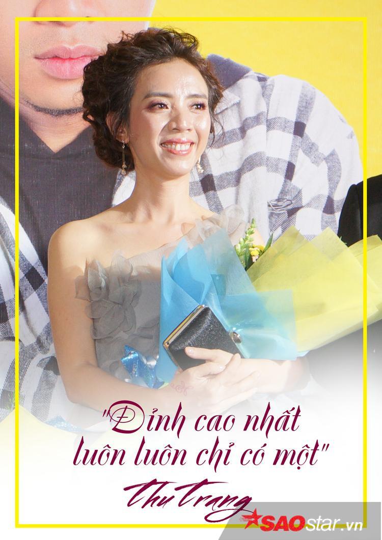 Thu Trang: Tôi đóng Nắng 2 vì có sự đồng cảm của hai trái tim người mẹ