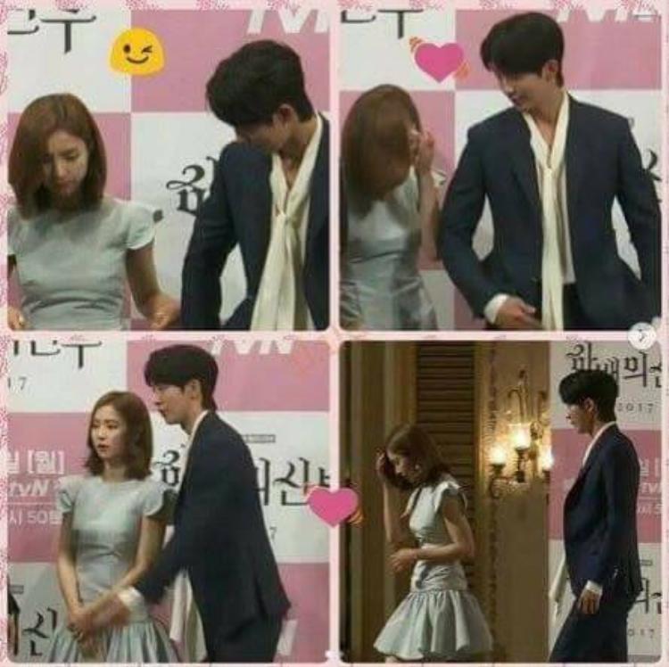 … Tình thế hoàn toàn đảo ngược khi anh đi cùng Shin Se Kyung.