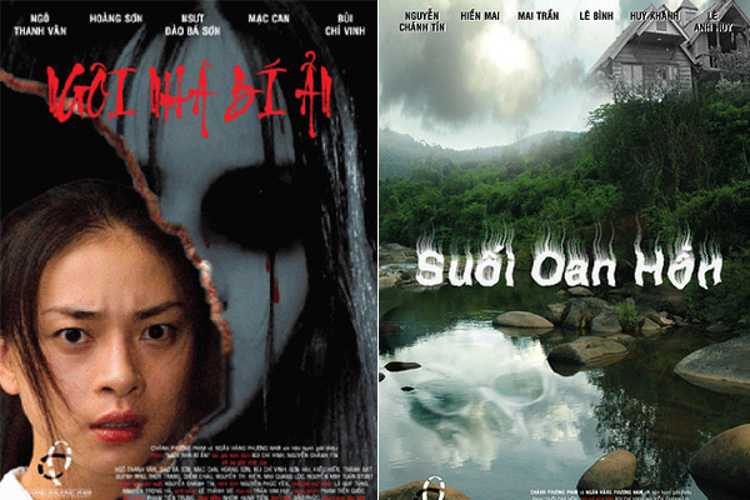 Rằm tháng Bảy và 7 phim kinh dị Việt đáng sợ nhất từ xưa đến nay