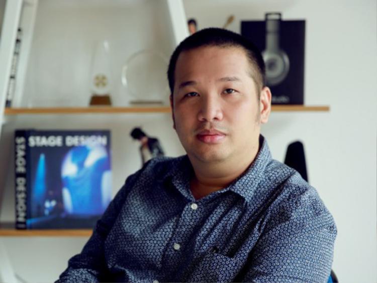 Đạo diễn Quang Huy - người sẽ chỉ đạo cho Người phán xử bản điện ảnh.