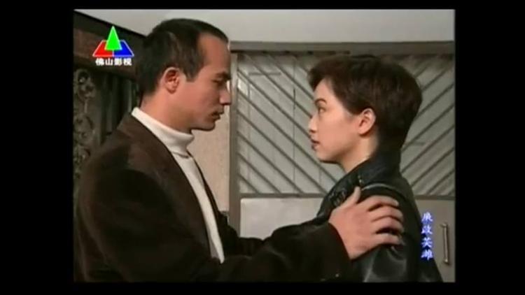 Lý Tử Hùng (vai Trác Minh) và Đặng Tụy Văn (vai Phan Uyển Hân)